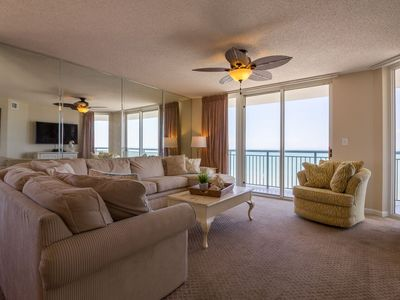 Photo for Windy Hill Dunes--Dreamy OceanFront End Unit & Complimentary Spectacular View