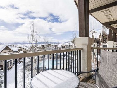 Photo for Welcome to your top floor condo with gorgeous views and loads of resort amenities!
