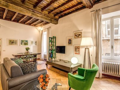 Photo for Un Sogno a Roma 2bedroom 2 bathroom
