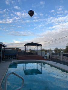 Photo for LAKE VIEW HOME WITH PRIVATE POOL & HOT TUB!
