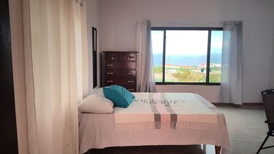 Photo for Ocean View studio apartment , tranquil, close by beaches , private beach access