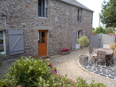 Photo for House between Cancale and Saint Malo: The barn of the Huet City