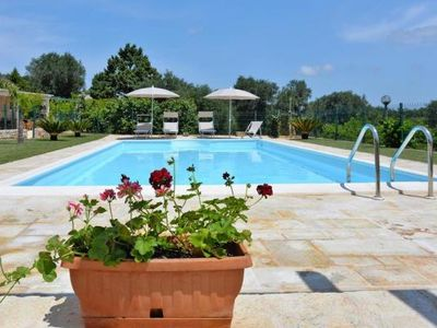 Photo for Country house, Ostuni  in Apulien - 7 persons, 3 bedrooms