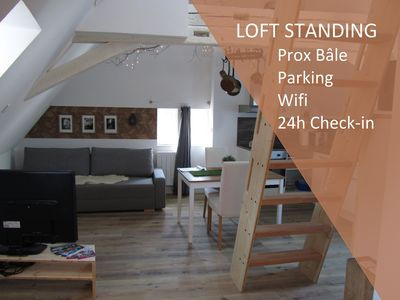 Photo for ❤️ THE NEW BARN / LOFT OF STANDING PROX BALE