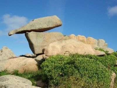 Photo for Perros-Guirec - Ideal for holidays 2 Pers .. Pink Granite Coast