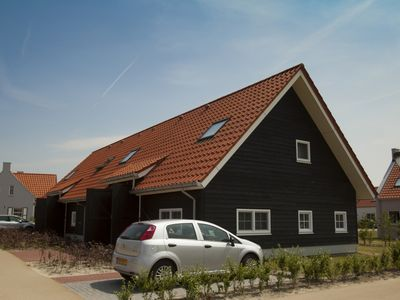 Photo for Luxury luxurious accommodation in the holiday park Landal Strand Resort Nieuwvliet-Bad - Indoor swimming pool