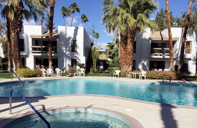 Photo for New Listing: Relax In Comfort and Quiet in South Palm Springs