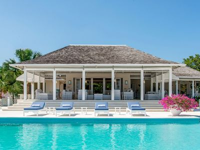 Photo for INCREDIBLE SPECIAL RATES ON CERTAIN WEEKS **PLEASE ASK* Luxury 6 Bed Villa in the Tryall Club