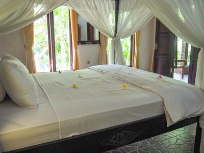 Photo for Scuba Tribe Bali Tulamben Room 5 (3 persons)