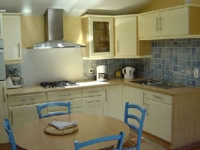 Photo for CHARMING SMALL HOME OF FULL FOOT IN SEASIDE, 40M, CLOSED GARDEN WIFI