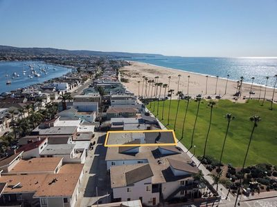 Photo for 10% OFF AUG - Amazing Views from upper 3 bedroom Balboa Beachfront