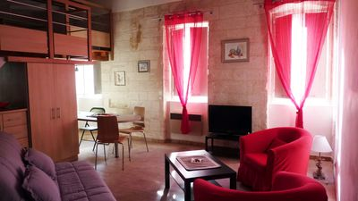 Photo for Studio Avignon - Historical Center - 2 / 4 pers, 37sqm + Mezzanine