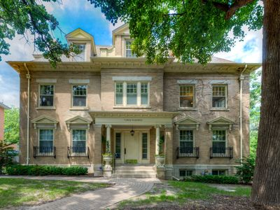 Photo for NEW! LONG STAY LISTING - Spacious Historical Mansion Apartment
