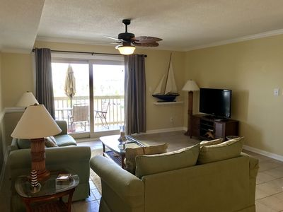 Photo for Lagoon View and View of the Gulf! | Spacious Townhome | Book Now!