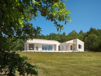 Photo for Modern Villa D, in Istria, with a Pool