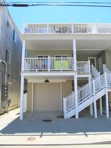 Photo for Pet Friendly Condo right along the board walk and beach!
