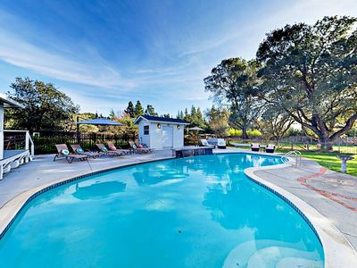 Photo for 5BR House Vacation Rental in Sonoma, California