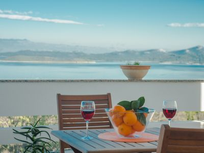Photo for Holiday Home with Amazing Sea View - Adriatic Luxury Villas