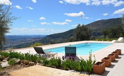 Photo for 4 bedroom accommodation in Châteauneuf - Grasse