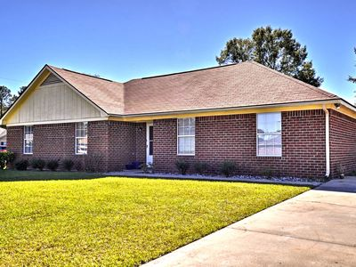 Photo for Hinesville House w/Yard - Minutes to Fort Stewart!