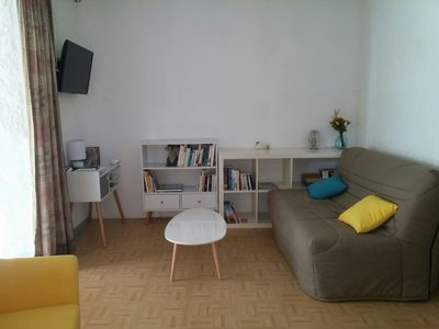 Photo for Ground floor accommodation, near Toulon, Hyères