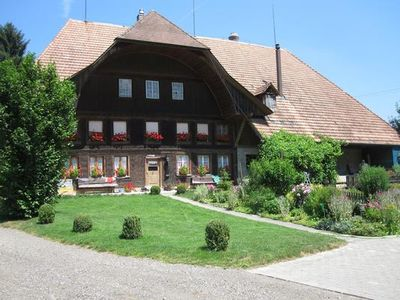 Photo for Holiday apartment Rohrbach for 4 - 5 persons with 1 bedroom - Holiday apartment