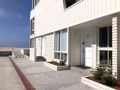 Photo for Clean Apartment adjacent to Beach