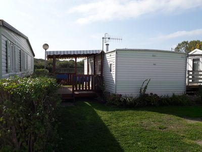 Photo for Mobile Home 4 pers. The Tranche sur Mer