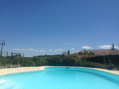 Photo for Les Maisons du Sud, rental for 22 people in the Var, 30 € per night