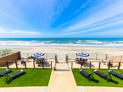 Photo for Beautiful Oceanfront Beach Home w/ Breathtaking Views + Close to Village