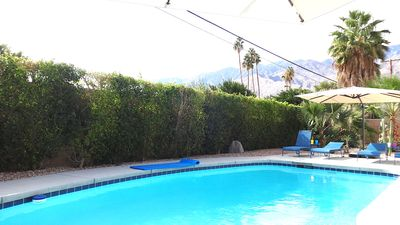Photo for Affordable Modern 3 Bedroom House with  pool and mountain view close to DT