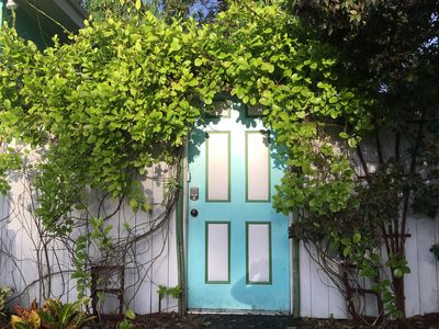 Photo for Key West Style Hideaway with private fenced yard