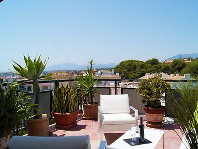 Photo for Apartment Maria II in Marbella - 4 persons, 2 bedrooms