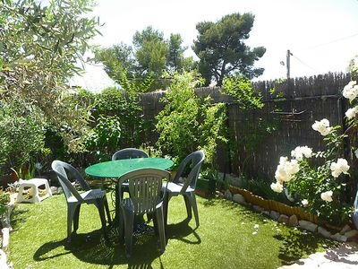Photo for One bedroom Apartment, sleeps 4 in Bandol AOC