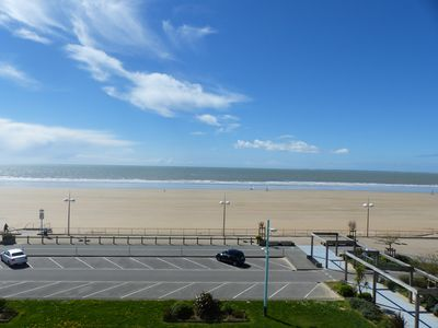 Photo for Quality apartment, seafront in Saint Jean de Monts, close to the animations.