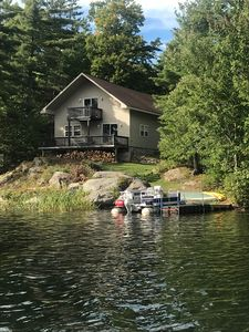 Photo for Trout Lake Waterfront Cottage in the Adirondack Park Area