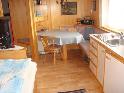 Photo for Apartment for 2-3 persons with additional single room - Haus Elfriede