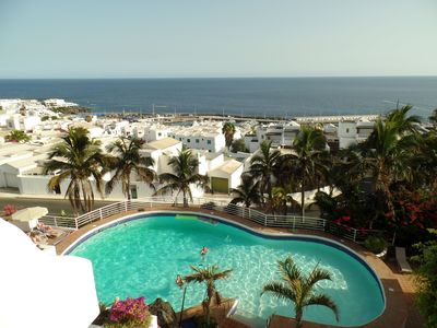 Photo for Fantastic Sea View, Set In The Best Puerto Del Carmen Complexes, Privately Owned