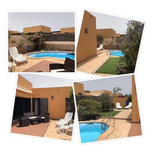 Photo for Stunning two bedroomed Villa in La Capellania, Corralejo, Fuerteventura