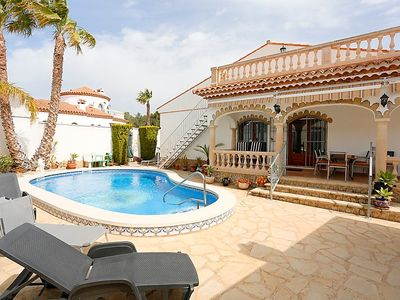 Photo for 3 bedroom Villa, sleeps 6 in Mont-roig del Camp with Pool and WiFi