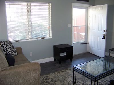 Photo for Cozy 2 Bedroom unit just 3 blocks to the beach!