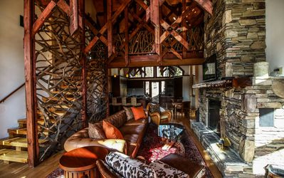 You will love the woodwork at Copperleaf at Eagles Nest.