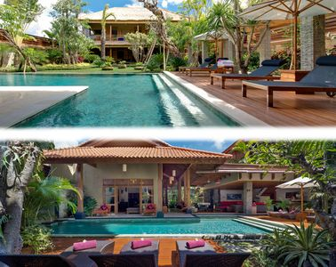 Photo for Kinaree Estate, Luxury 9 Bedroom Villa by the Beach, Seminyak