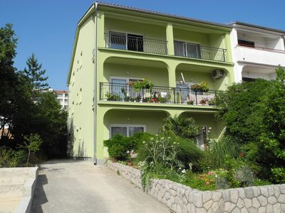 Photo for Holiday apartment Crikvenica for 4 - 6 persons with 3 bedrooms - Holiday apartment