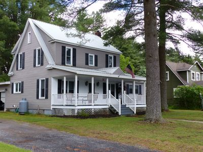 Bear's Den - 4 bedroom 2 full bath located minutes from Old Forge in Thendara NY