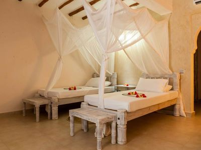 Photo for Enjoy your wonderful twinn room with an amazing sea view