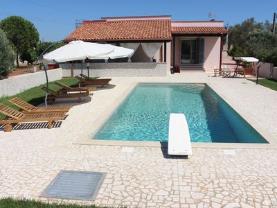 Photo for Lovely holiday home with pool in Apullien for rent in galatone / Lecce