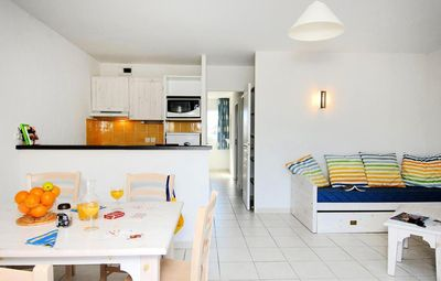 Photo for Residence Odalys Aryana *** - 2 Room Cabin 6 People