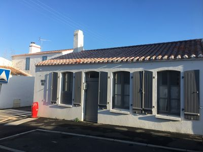 Photo for Le Clos, charming house in the center of Noirmoutier in Ile