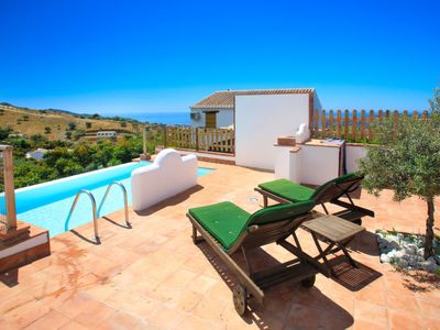 Photo for 2 bedroom Villa, sleeps 3 in Río with Pool and WiFi